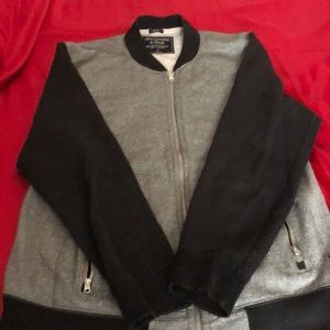 Abercrombie and Fitch gray jacket